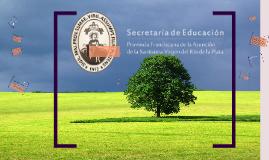 Copy of Lineamientos del Proyecto de la Secretaria de Educacion