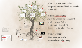 Copy of Carter and palliative care