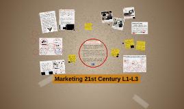 Marketing 21st Century