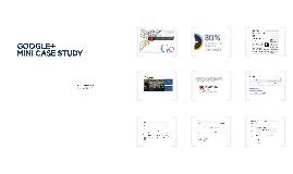 Google+ Case Study