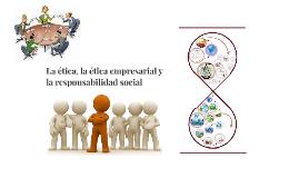 La ética, la ética empresarial y la responsabilidad social