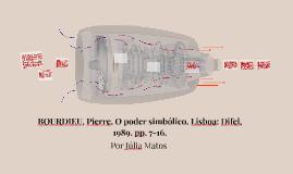BOURDIEU, Pierre. O poder simbólico. Lisboa: Difel, 1989. pp