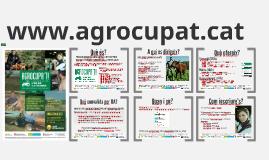 AGROCUPA'T: VIU DE LA TERRA
