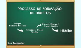 Processo de Formação de Hábitos