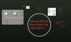 Adatmodellezés JDeveloper 11g segítségével