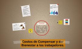 Copy of Copy of Costos de Compensar y dar Bienestar a los trabajadores.