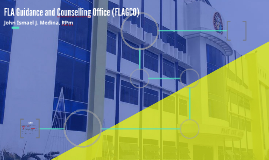 FLA Guidance and Counselling Office (FLAGCO)