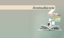 Heminegligencia