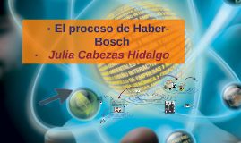 Copy of El proceso de Haber-Bosch