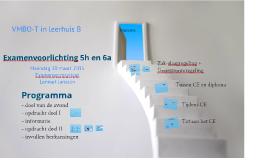 Copy of Examenvoorlichting havo-vwo 30-03-2015
