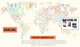 TURISMO GARRINCHA SA