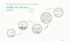 Copy of Diseño de Vidriera