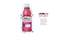 Copy of Vitamin Water Sport