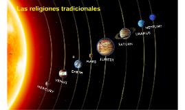 Las religiones tradicionales