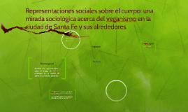 Representaciones sociales sobre el cuerpo: una mirada sociol