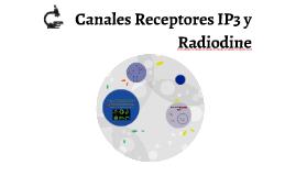 Canales Receptores IP3 y Radiodine