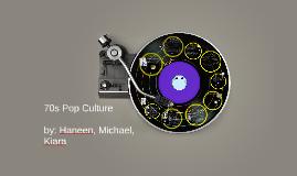 70s Pop Culture