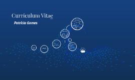 Curriculo Vitae - Patricia Gomes