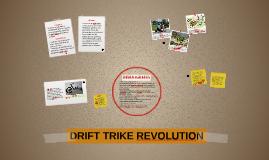 DRIFT TRIKE REVOLUTION