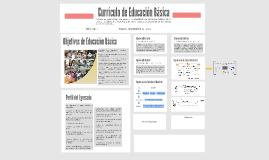 Currículo de Educación Básica - Honduras