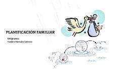NORMA OFICIAL MEXICANA DE LOS SERVICIOS DE PLANIFICACIÓN FAM