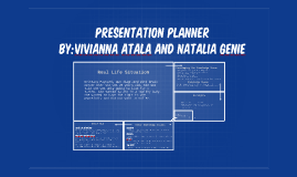 Presentation Planner