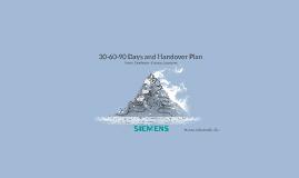 30-60-90 Days Plan