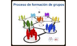 Proceso de Formación de Grupos