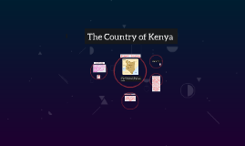 The Country of Kenya