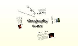 Geography Prezi