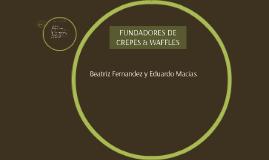 Beatriz Fernandez y Eduardo Macias