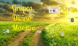 Grupos Divino Maestro.