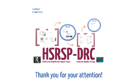 World Bank_HSRSP DRC
