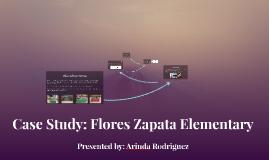 Case Study: Flores Zapata Elementary