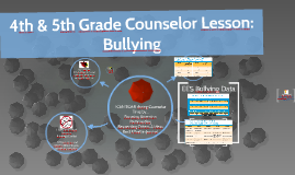 5th Grade Counselor Lesson: Bullying