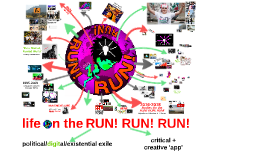 Life on the RUN! RUN! RUN! Brick Lane Gallery premiere 2015 June 20. Commissioned by Singapore Tourism Board/EXPARTE