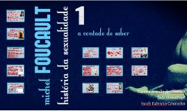 História da Sexualidade - Foucault