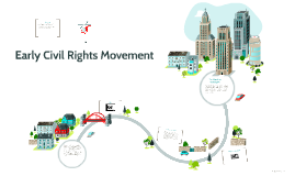 Early Civil Rights Movent