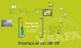 Reunió sisè 2018-19
