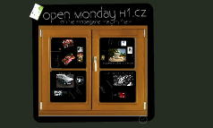 Open Monday H1.cz - Krutiš
