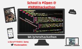 Explore.Create.Share - Schule2.0 @ #NRWHackathon