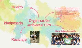 Organización ambiental CPN