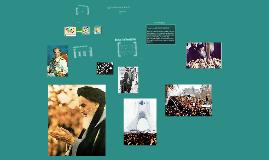 Iran Revolution 1925 & 1979