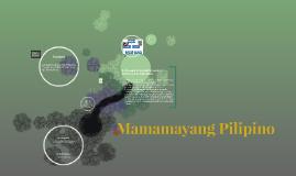 Mamamayang Pilipino