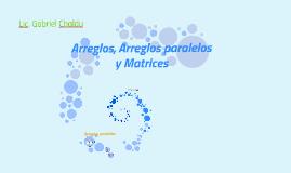 Arreglos en Lenguaje C