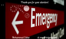 Emergency Medicine, Heaven or Hell?