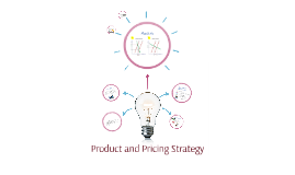 Copy of Product and Pricing Strategy