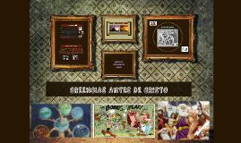 Copy of CREENCIAS ANTES DE CRISTO