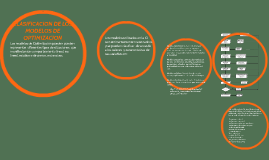 Copy of CLASIFICACION DE LOS MODELOS DE OPTIMIZACION