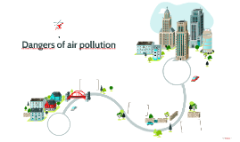 Dangers of air pollution